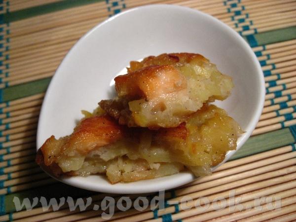 Драники с рыбой Картофель – 1 кг Филе лосося - около 500 гр Лук – 1 крупный Яйцо - 3 шт - 2