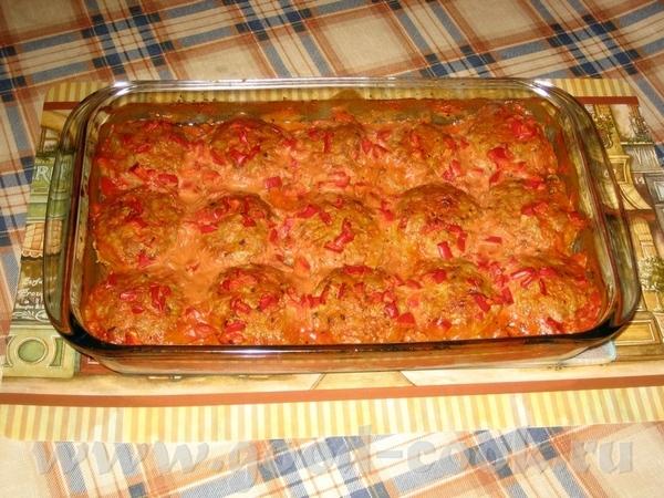 Спасибо за рецепт Ленивых голубцов Удачные пропорции, вкусный соус