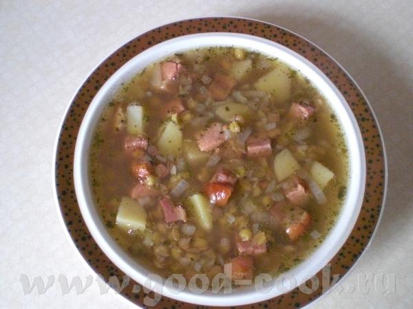 Linsensuppe (Суп из чечевицы) Linsen бывают всевозможных форм и размеров - 2