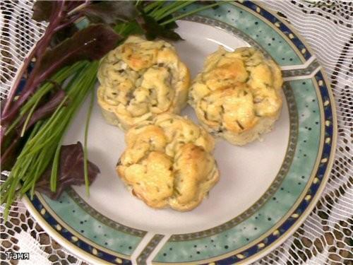 Хлебно-мясной батон с капустой Хлебный кругляш с баклажаном и сыром Дрожжевые булочки с овощной пас... - 10