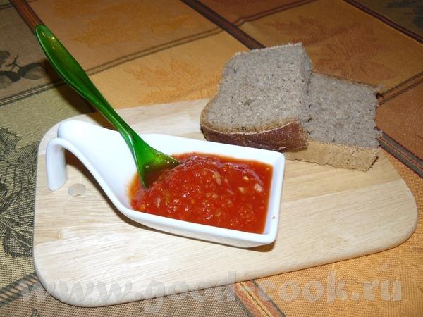 Младший сказал, что это самый вкусный соус в мире