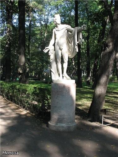 Летний сад - старейший парк нашего города - 2