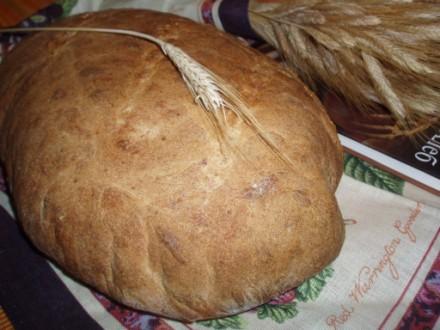 Вот и испекла таки я хлебушек, на рецепт которого давно уже облизывалась