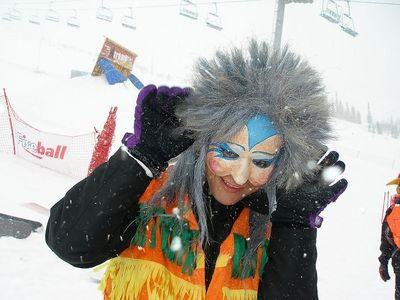 известно, что неравнодушный к модному горнолыжному спорту президент Росси Владимир Путин успел побы... - 3