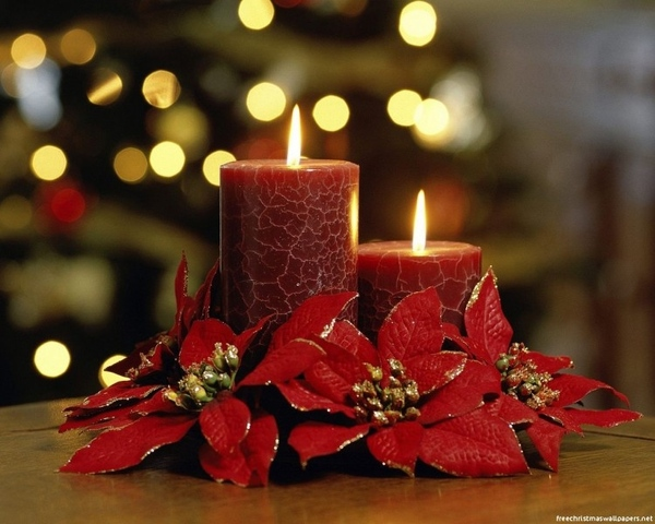 Оля, поздравляю с Рождеством