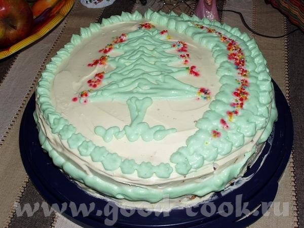 Девочки,торт я готовила из полуфабрикатов-порошков