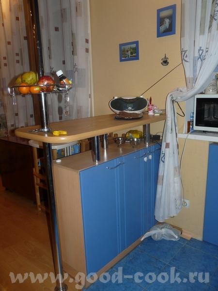 показываю свою кухню - 4