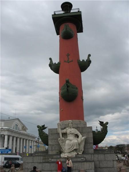 Стрелка – это небольшой мыс в юго-восточной части Васильевского острова, омываемый Большой и Малой... - 2