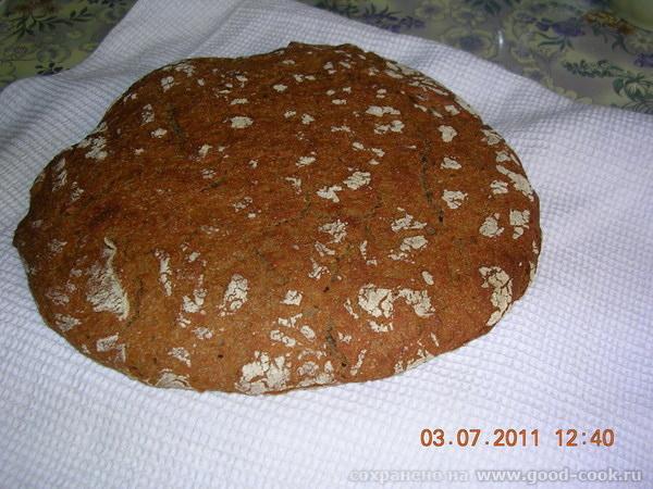 Мой второй хлебушек