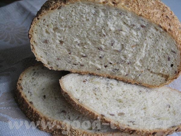 Зерновой хлеб Из книги П - 2