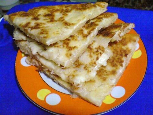Тесто для хачапури - 2