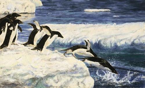 Ну а если нарисовать льда и воду- как Linda Besse Melissa Barrett А может быть что-то из этого по...