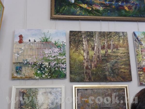 А это 2 картины Юры Скрябина - 8
