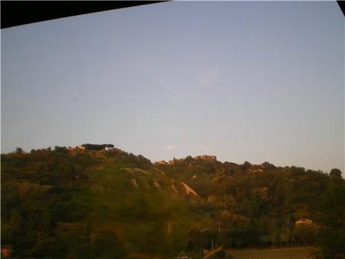 А это дорога из Рима во Флоренцию Альпы засыпают - 2