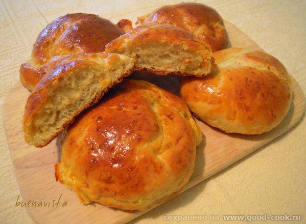 """11.9.12 - 14.9.12 Блюда от SANY, """"Готовим с Любовью и Душой!"""": """"Овсяные булочки с сыром"""" Рецепт очень хороший, булочки в..."""