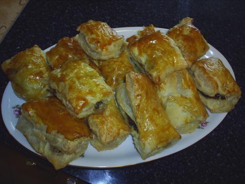 Пирожки с грибами пожарить шампиньоны с луком и морковкой