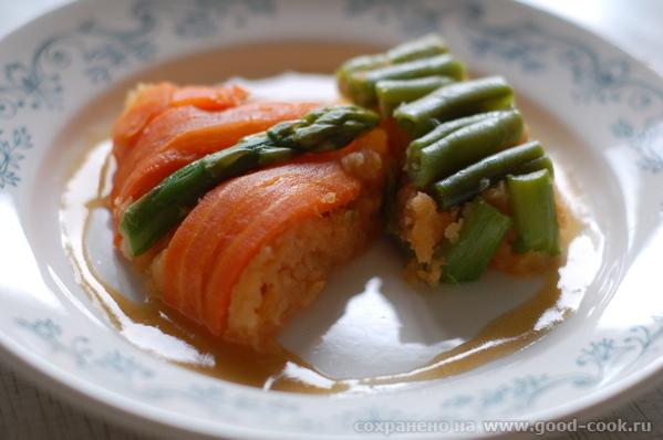 Проект 50 лакто-вегетарианских блюд из 25 замечательных продуктов 2: Репа 3/2/6 Репа по-французски... - 2