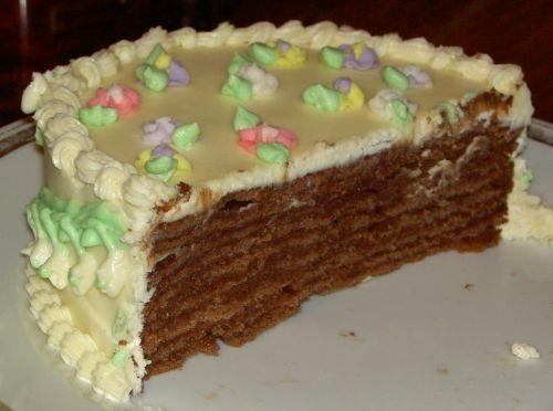 "Cпасибо за рецепт торта ""Трюфель"" - 2"