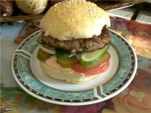 Хлебно-мясной батон с капустой Хлебный кругляш с баклажаном и сыром Дрожжевые булочки с овощной пас... - 7