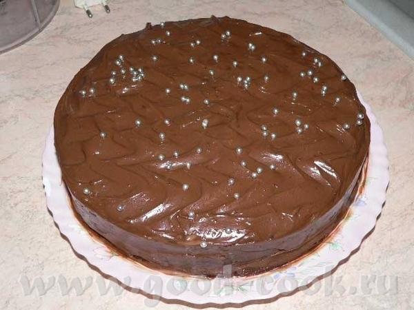 Шоколадное лакомство 3 яйца (белки отделить от желтков) 1 плитка горького шоколада растопленного на...
