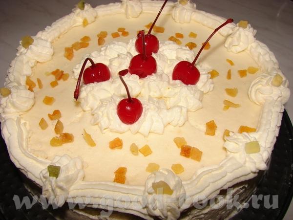 Доброе утро К завтраку вам принесла тортик Вкусный, нежный, но разрез не покажу, стыдно Очень сильн...