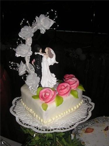 А такой торт заказывали , его хватило на всех желающих - 2