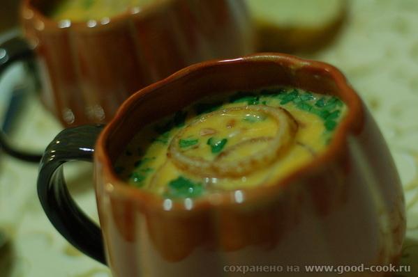 Еще один вкусный суп из тыквы в копилку рецептов форума - 2