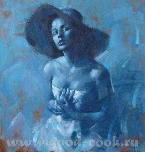 Посмотри как фон делает Renata Brzozowska ================================ Мне нравится её картины... - 4