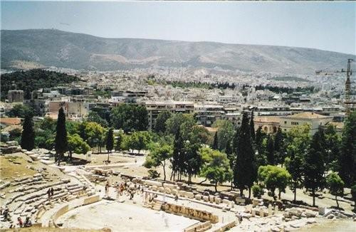Акрополь-Афины - 3