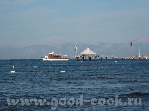 я тоже люблю Турцию на этот раз отдыхали в Сиде с 29 сентября, настоящий бархатный сезон - 2