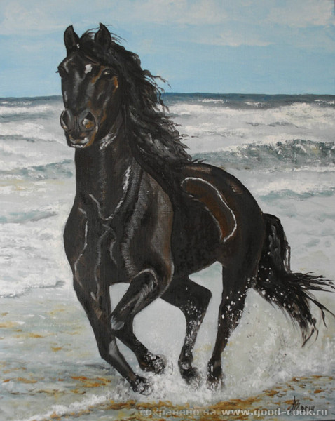 конь на заказ