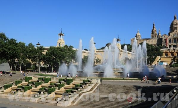 Ну что ж наконец-то я собралась написать отчет о нашем путешествии в Испанию-Барселону