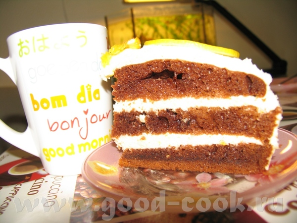 Огромное спасибо МаДаМе за крем Блямссс рецепт для Шоколада на кипятке: - 2