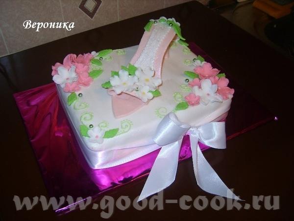 , ну мне тоже не хватало чего то в серединке того торта, но если честно боялась испортить: или пере... - 2