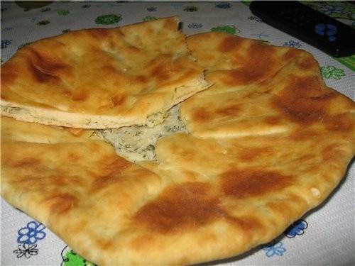 Осетинские пироги только начинку пожалела(хотелось больше и больше