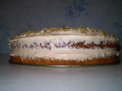 Маковый торт Тесто на 1 корж: 2 яйца 1 ст - 2