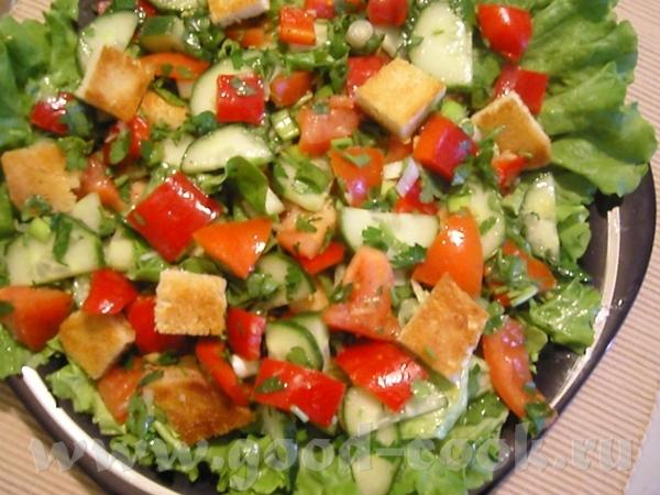 Вот постные блюда из Арабской Кухни по рецептам Вики- y - 2