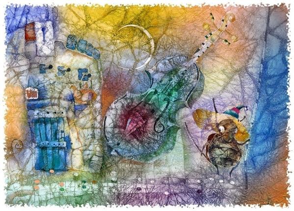Этого художника еще не было смотрите какая красота Гаджиевы Сабир и Светлана ссылка на картины - 3