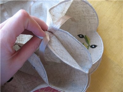 Я получила эту хлебницу в подарок, но девочки заинтересовались как она сшита, поэтому ставлю тут фо... - 7