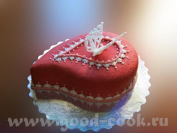 , у твоего торта, очень красивый цвет у мастики