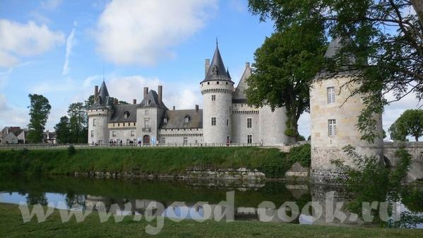 Это вид на замок Chaumont И на Луару - 7