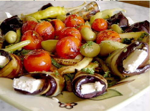 Овощной экспромт В этом рецепте главное придерживаться правила - не готовьте овощи до готовности (они у меня всегда по...