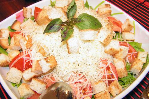 Это единственный салат на майонезном соусе,который любят у нас дома