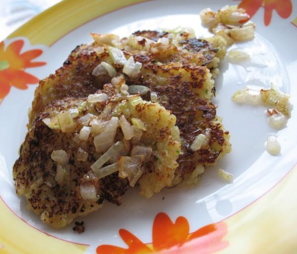 Наташенька, вот принесла рецептик, проверь Картофельные оладьи пропорции произвольные Картофель чис...