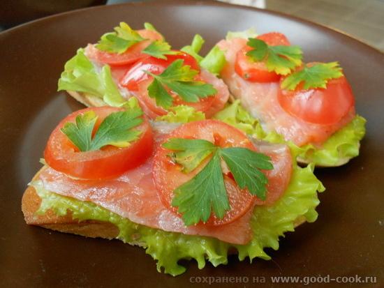 семга-томат