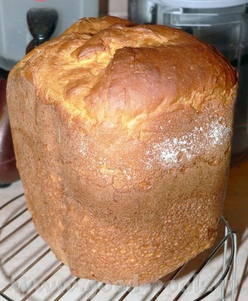 """Сладкий картофельный хлеб Самый """"хитовый"""" вариант хлеба в нашем доме"""