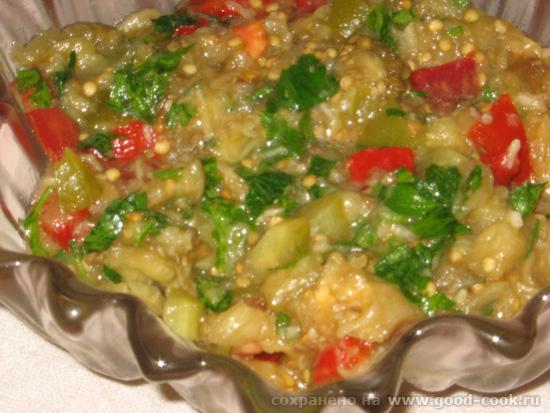 балканский салат