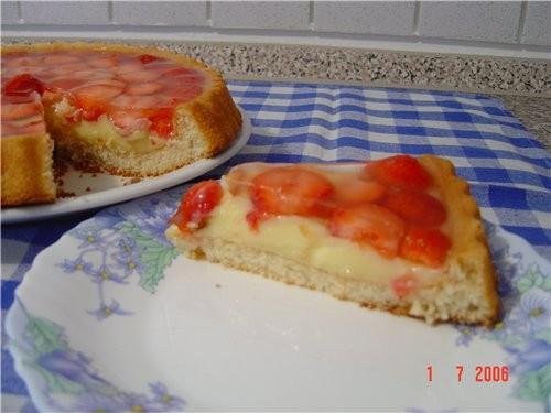 и вот тортик делала коржики у нас готовые уже продаються (в такую жару боюсь к духовке и близко под... - 2