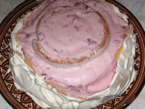 """Теперь просьба к тем кто отмечается в теме """"Украшения тортов"""", закрыть глаза , торт под кодовым наз... - 2"""