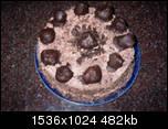Спасибо Мишель за Трюфельный торт